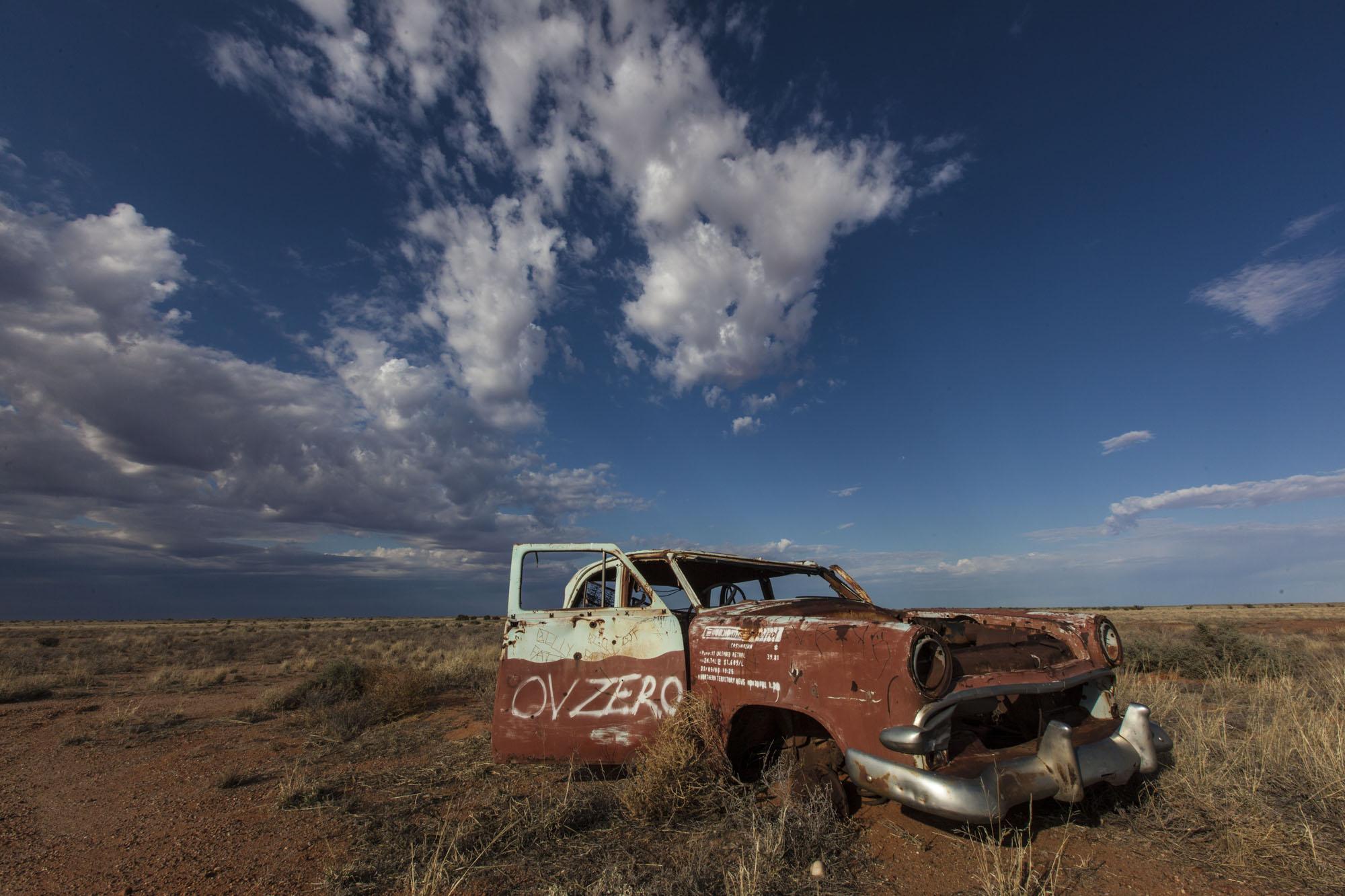 Autowrack, Südaustralien