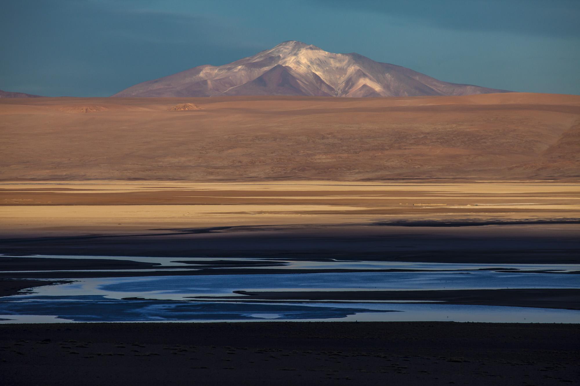 Vulkan Uturuncu, Bolivien