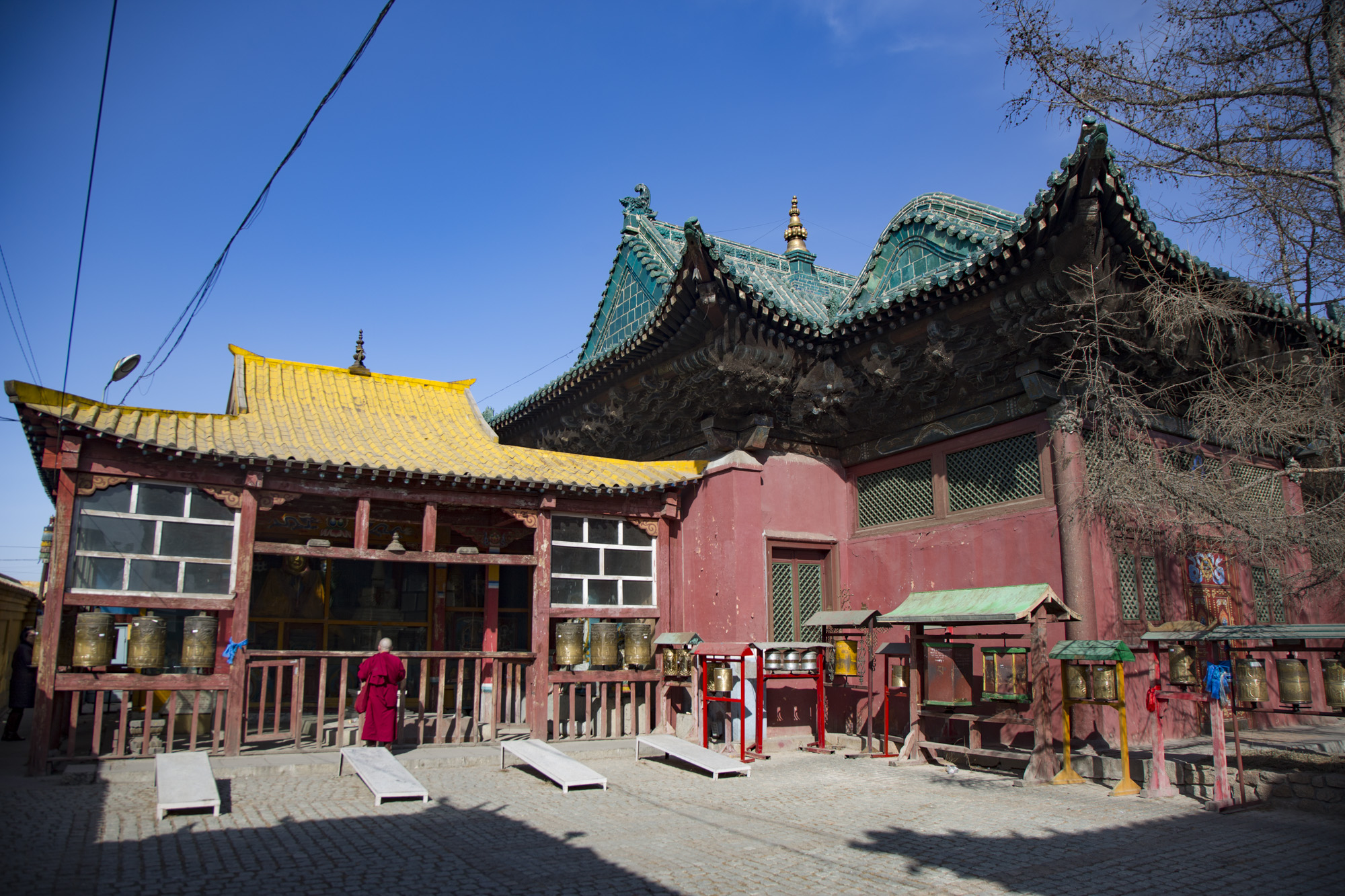 Kloster Gandan